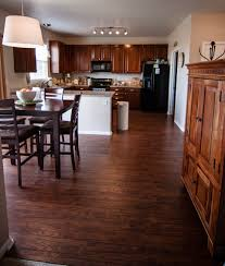 Wondrous Brown Wooden Kitchen Cabinetry by Flooring Wondrous Brown Wood Plank Lowes Pergo Flooring For Home