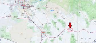 Apache Junction Az Map Southern Arizona Mini Ranch U2013 Corner Lot With Power U2013 Government