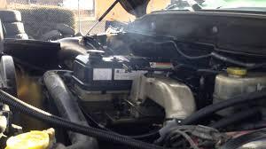 Dodge Ram Cummins Diesel Specs - 2006 dodge ram 2500 big horn 4x4 5 9 cummins engine compartment