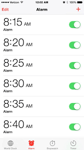 Alarm Clock Meme - am i the only one who sets alarms like this seems like overkill but