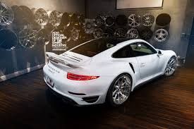 porsche carrera wheels white 2014 porsche 911 turbo s fitted with adv 1 wheels image 5