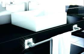 designer bathroom accessories modern bathroom accessories set metal bath collection getlaunchpad co