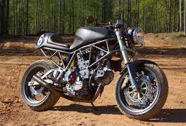 ducati 900ss cafe racer by motobergamo u2013 bikebound