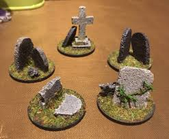Terrain Home Decor by Home Made Scheme Markers For My Malifaux Sonnia Criid Crew