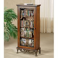 dvd cabinets with glass doors dvd storage cabinet with glass doors best cabinets decoration