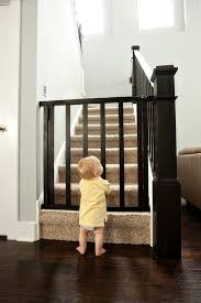 Child Safety Gates For Stairs With Banisters Best 25 Safety Gates For Stairs Ideas On Pinterest Safety Gates