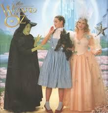 Glinda Good Witch Halloween Costume Wizard Oz Halloween Costume Pattern Dorothy Wicked