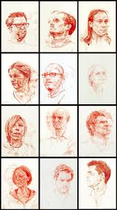 839 best portrait drawing painting images on pinterest museum