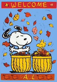 halloween fall wallpaper welcome fall with snoopy great halloween screen savers www