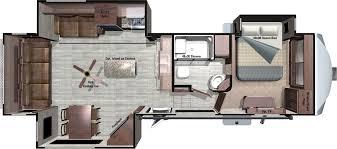 5th Wheel Camper Floor Plans 2017 Mesa Ridge Fifth Wheels By Highland Ridge Rv
