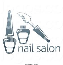 nail salon clipart 25