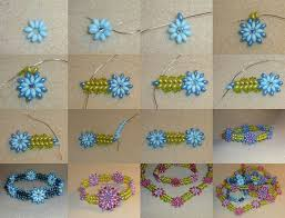 beads bracelet tutorials images Best seed bead jewelry 2017 superduo bracelet tutorial from jpg
