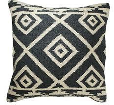 details about kilim cushion cover handwoven diamond u0027kashgar u0027 2