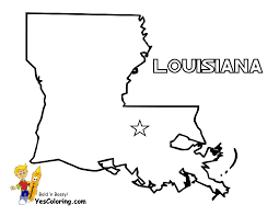 Louisiana State Map by Free Map Of Each State Alabama Maryland State Maps Map
