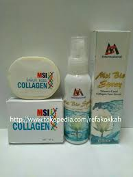 Ecer Collagen Spray Msi jual msi collagen soap cek harga di pricearea