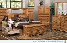Oak Bedroom Sets Furniture by 15 Oak Bedroom Furniture Sets Home Design Lover