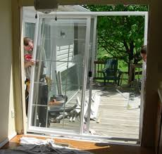 Diy Patio Doors How To Install Patio Doors Home Design Ideas And Pictures