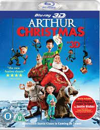 arthur christmas 3d includes ultraviolet copy blu ray zavvi com