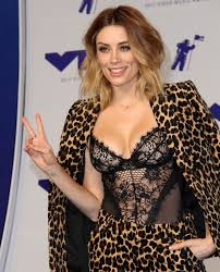 arielle vandenberg arielle vandenberg attends the 2017 mtv video music awards held at