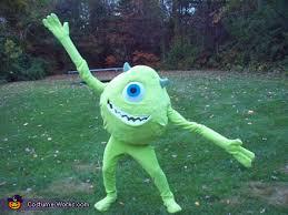 monsters mike wazowski costume
