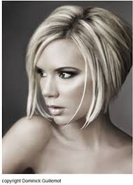 cutting hair so it curves under i want the front of the disconnected bob to have this shape and