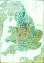 Map Of England And Wales by File U0027strata Of England And Wales U0027 The William Smith Geological