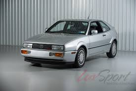 volkswagen coupe find of the day 1990 vw corrado g60 coupe vwvortex