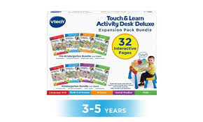 vtech write and learn desk vtech touch and learn activity desk deluxe bundle groupon