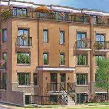 the brownstones5 stacked townhouse davenport toronto