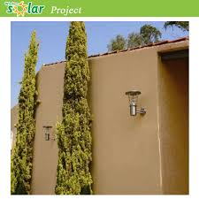 top selling solar garden fence light solar wall lamp with high