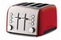 Morphy Richards 2 Slice Toaster Red Toasters U0026 Grills Appliances