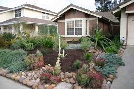 front yard without lawn garden ideas