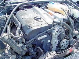 turbo audi a4 1 8 t 2005 audi a4 1 8t quattro parts car stock 004320