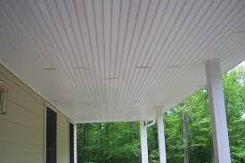 Pvc Beadboard Sheets - certainteed beadboard part 35 pvc beadboard for porch ceiling