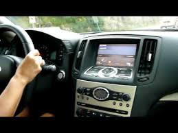 2007 Infiniti G35 Interior Driving In A 2007 Infiniti G35x Youtube