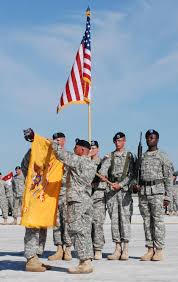 How Many Streamers Are On The Army Flag Combat Aviation Brigade Welcomes