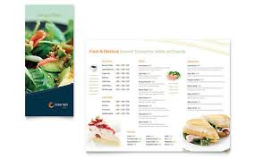 free restaurant menu templates sample restaurant menus