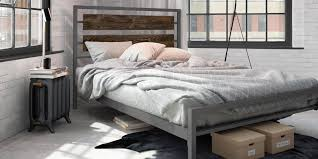 industrial chic bedroom ideas industrial furniture decor ideas for your home overstock com