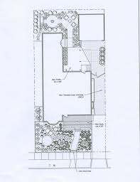 trellis plan yard makeover starting point and plan une femme d u0027un certain âge