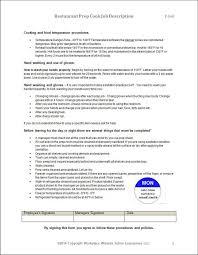 Commi Chef Resume Sample by Sous Chef Job Description Nz Cooking Job Description Job
