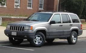 jeep grand cherokee grey 1995 jeep grand cherokee information and photos zombiedrive