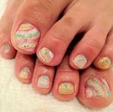 23 cute easy toenail designs for summer toenail art designs