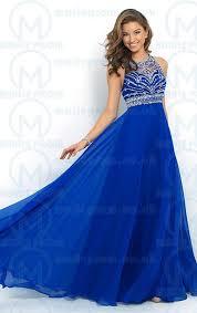 2016 amazing long blue tailor made evening prom dresses lfndb0011