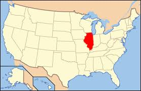 Map Of The State Of Illinois by File Map Of Usa Il Svg Wikimedia Commons