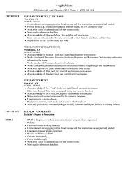 writing resume exles freelance writer resume sles velvet