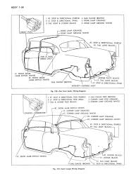trailer wiring diagram 4 flat 2 brown 4 wire harness diagram