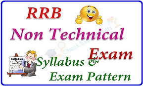 exam pattern of goods guard railway recruitment board rrb exam pattern 2016 sehpaathi in