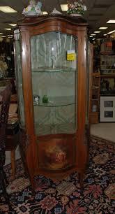 Curio Cabinets Richmond Va Antiques