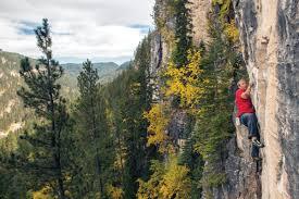 spearfish south dakota climbing destination guide climbing magazine