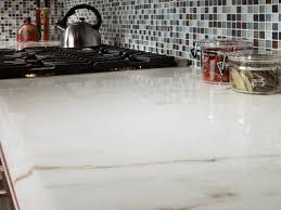 Tile Kitchen Counter Marble Kitchen Countertop Hgtv